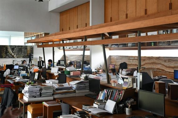 occupying modernism: architecture offices tour, jakarta, 25 october 2019