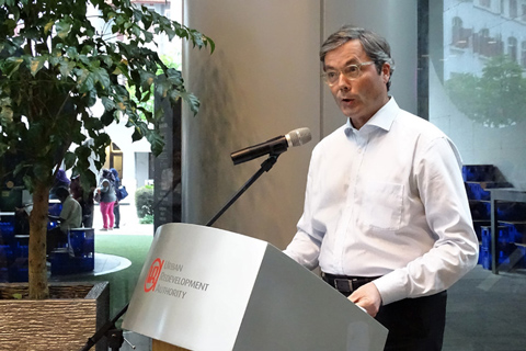 housing modernities: greeting by the german ambassador, singapore, 28 november 2019