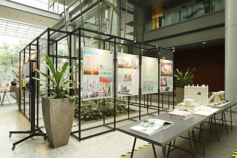 housing modernities: exhibition, ura singapore, 29 november to 15 december 2019