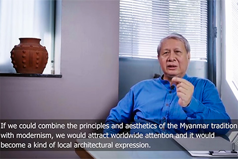 synthesis of myanmar modernity: interviews with five architects and artists from myanmar – full interviews