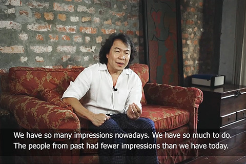 interview with the myanmar artist nay myo say